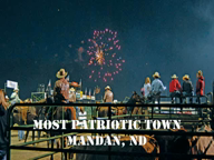 Mandan Most Patriotic 2013 Submission to Best of the Road