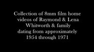 Whitworth home movies - Part 1