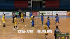 ETHA vs APOP- CYPRUS A Division